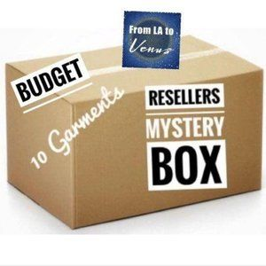 Mystery Reseller Box Budget Brands 10 Surprise